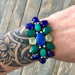 Stella & Dot Peacock Bracelet